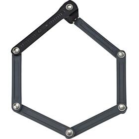 ABUS 6055/85 SH Bordo Lite Antifurto Pieghevole, nero/grigio